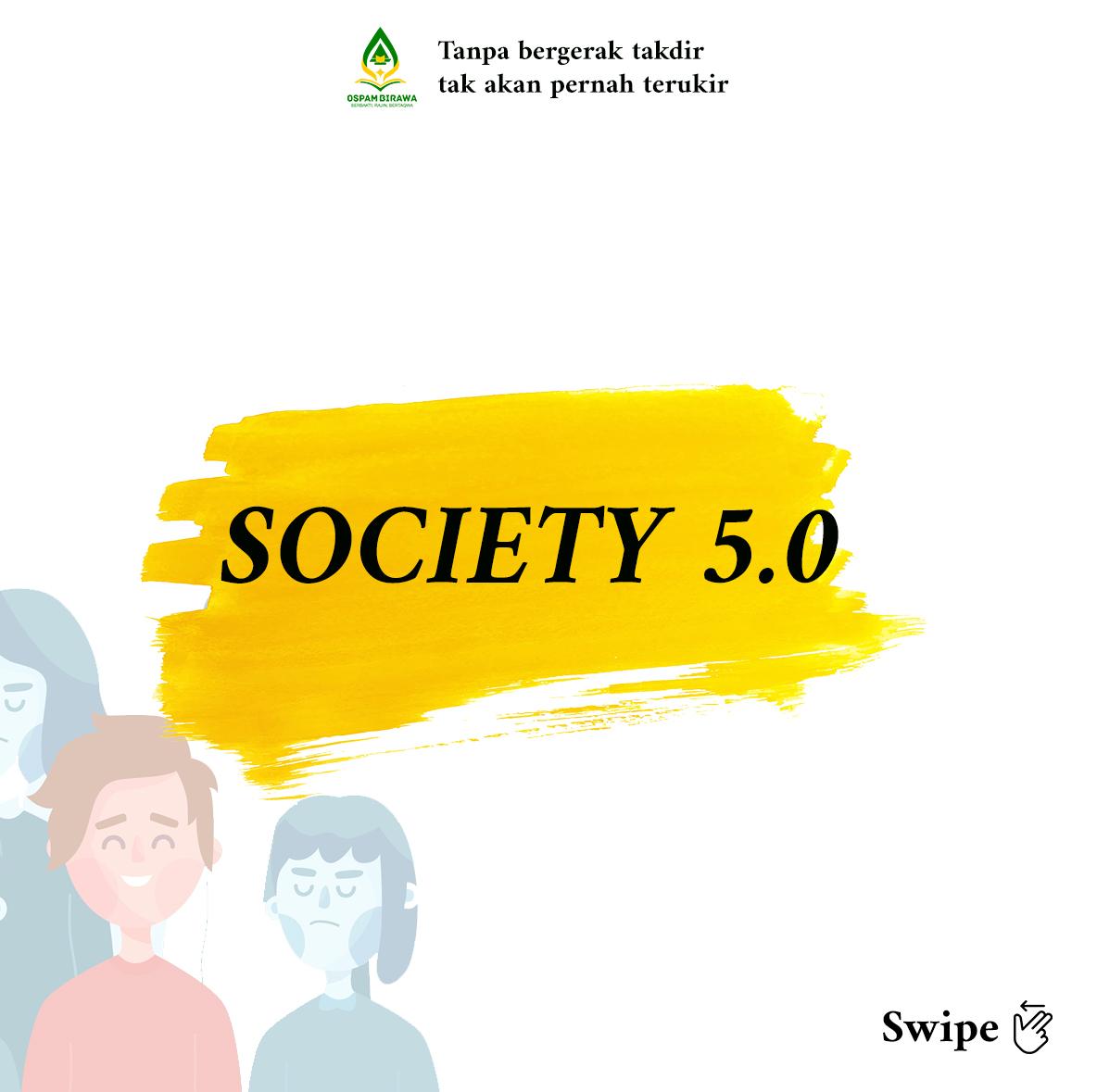 SOCIETY OF 5.0 -  ASOSIASI TEKNIK PESANTREN MAHASISWA AL-HIKAM MALANG